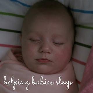 how to help babies sleep