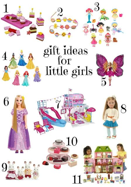 Girly gift ideas for ages 3-6