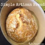 Simple Artisan Bread