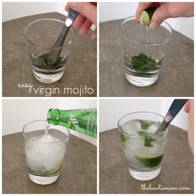 Easy Virgin Mojito Recipe