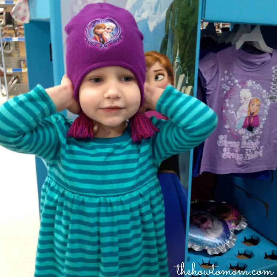 Disney FROZEN the movie Anna beanie #shop #frozenfun #cbias