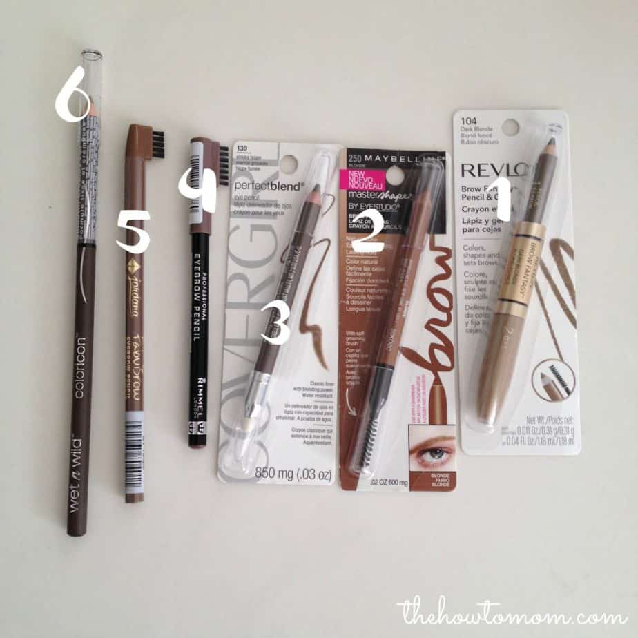 Makeup Tips Best Drugstore Brow Pencil For Blondes The How To Mom