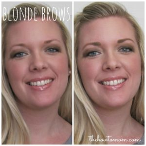 Makeup Tips: Best Drugstore Brow Pencil for Blondes