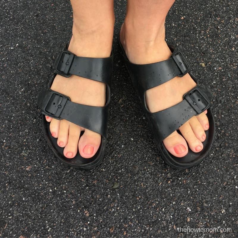 555da4c27a84 Best Summer Sandals 2017 - Birkenstock Arizona EVA
