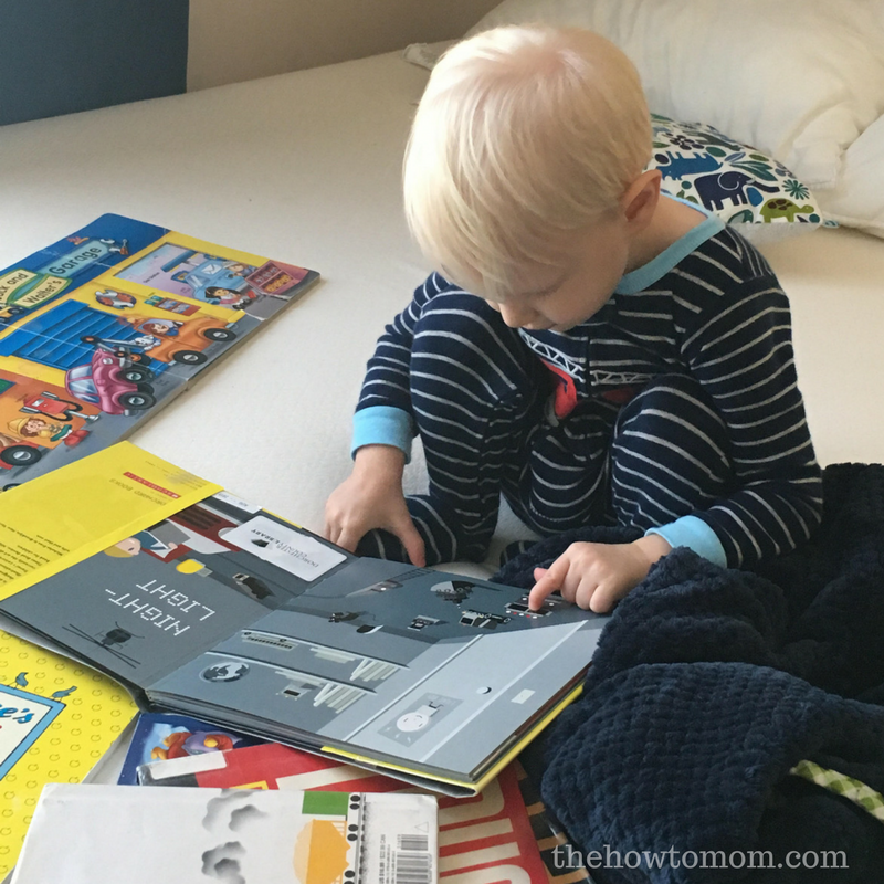 How to Encourage Reading at Home