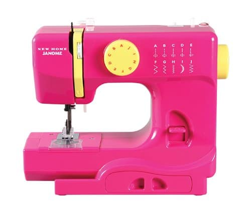 Gift Ideas for Crafty Girls - Cute Sewing Machine