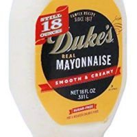 Duke's Real Mayonnaise Squeeze 18oz