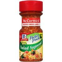 McCormick Perfect Pinch Salad Supreme, 2.62 oz