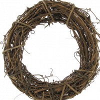 Grapevine Wreath - 18""