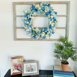 How to hang a wreath – On doors, windows, mirrors and more