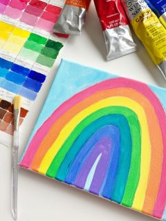 Easy Canvas Painting Tips and Ideas